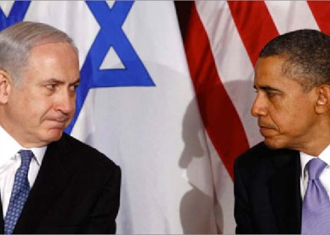 Netanyahu and Obama are miles apart. Soon the Kingdom of darkness will reign over all of Israel.