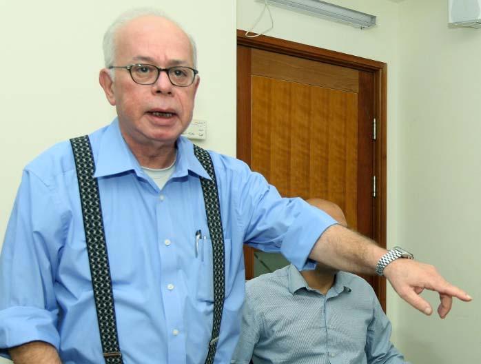 Amos Regev is editor-in-chief of Israel Hayom.