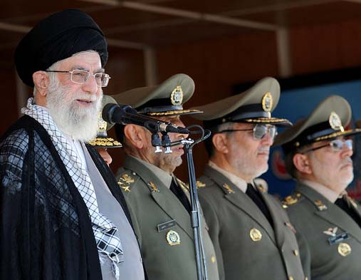 The Ayatollah and the generals of Iran makes no secret about their desire to see Israel destroyed.