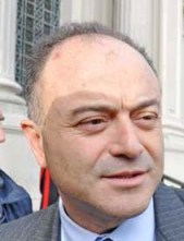 Anti-mafia judge Nicola Gratteri