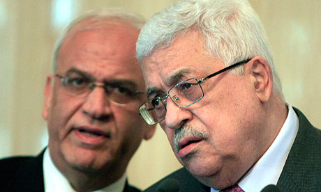Saeb Erekat is not sure of he has ever said he has resigned, and needs to talk to his boss Abu Mazen to find out.