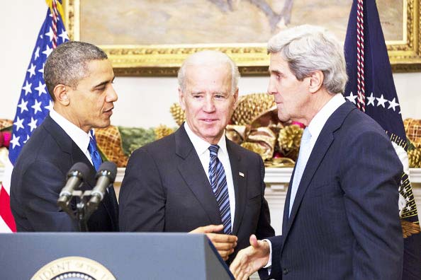 """The USA has chosen Iran as their new """"peace partner"""" in the Middle East and Persia."""