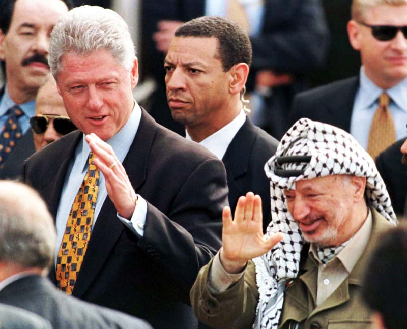 Bill Clinton and other World leaders are the main sponsor of PLO terrorists.