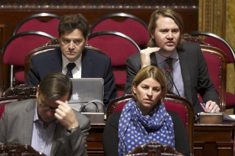 Politicians in Belgium debating if children can be killed after their birth.