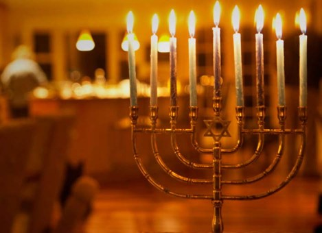 The Messiah was in Jerusalem celebrating the festival of Hanukkah, found in the New Testament.