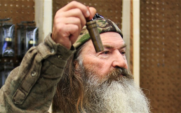 Phil Robertson told the truth about homosexuality, and was taken off the air.