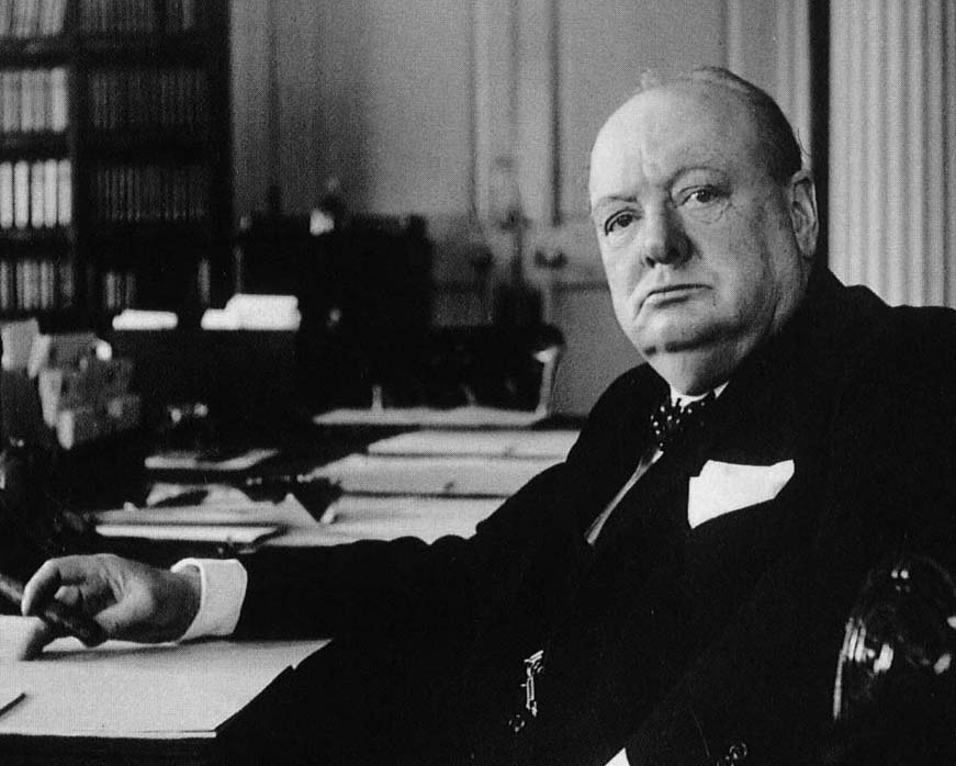 Winston Churchill would have warned Obama about this policy on Iran.