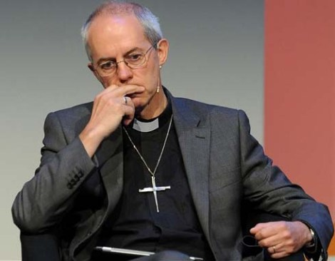A moment of truth for Archbishop of CanterburyRev Justin Welby