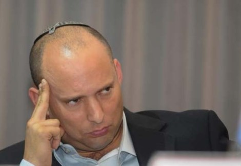 Naftali Bennet fights for the survival of Israel as a Jewish state.