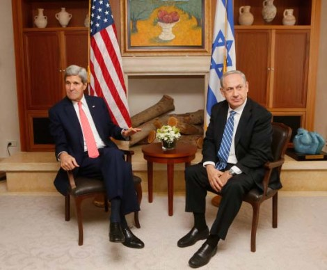 John Kerry can simply not understand why the Jews are no ready to surrender their homeland.