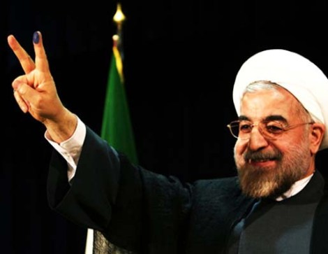 Iran and Obama celebrate new achievements for the Iranian revolution that started in 1979.