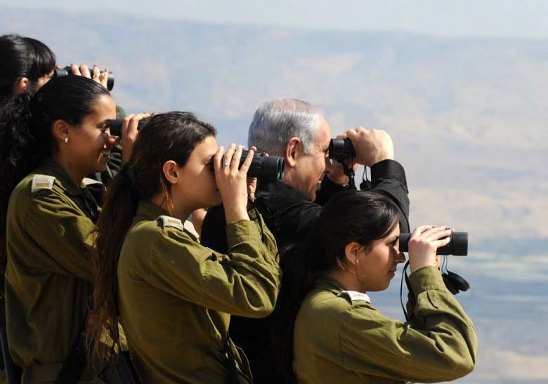 If the  state of Israel is fooled to leave the Jordan Vally, the whole nation will be at risk.