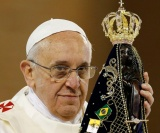 Pope Francis confirmed head of Marian death cult