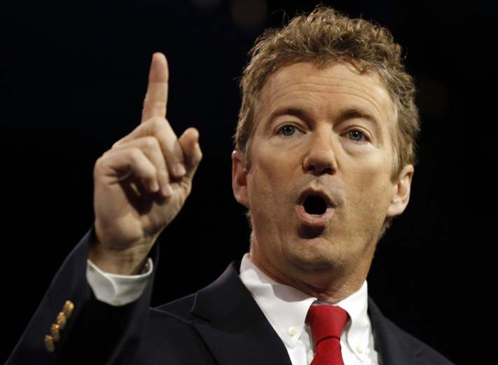 Rand Paul has so fare not been able to rally Capitol Hill to impeach Obama.