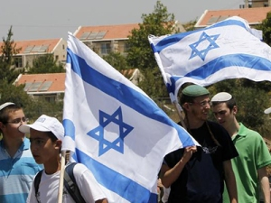 Settlements in Samaria is an equal part of Israel as Tel Aviv.