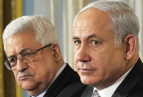 Benjamin is about to being forced to accept the valueless signature of PLO-leader Abu Mazen, alias Mahmoud Abbas.