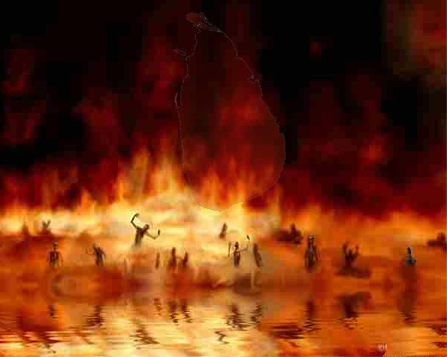 The eternal lake of fire is a place I hope as few as possible souls will have to suffer.