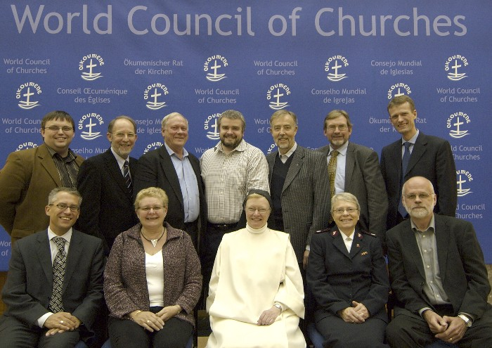 The Christian Council of Norway at the WCC headquarter.
