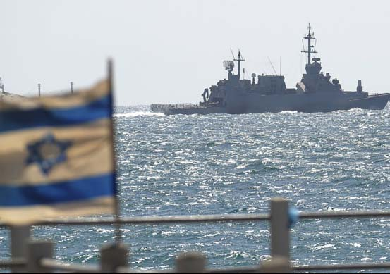 The Israeli navy needs to cripple Iranian terror export in the Middle East.