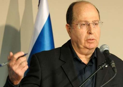Defense Minister Moshe Ya'alon renounce PLO as a terror-organization.
