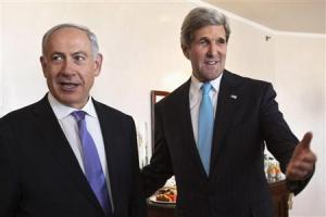 John Kerry tries a mix of temptations, gifts and pressure to get Netanyahu to abandon Zionism.