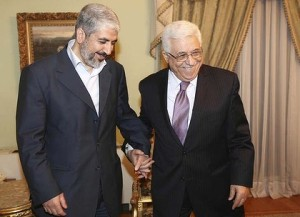 Khaled Mashal and Abu Mazen will again unite for Jihad.