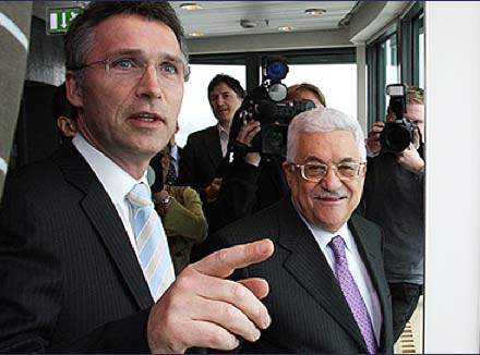 The new General Secretary of NATO is funding the PLO and the Hamas.