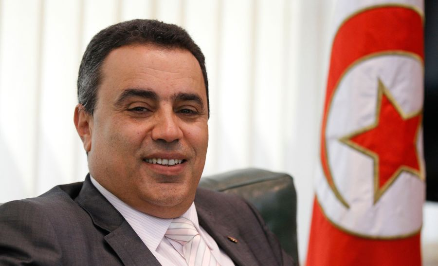 Prime Minister Mehdi Jomaa desire to bless Israeli tourists.