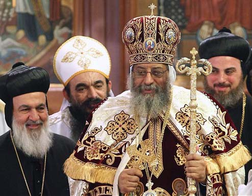 The Coptic Pope wants to celebrate Easter on the same day as the Vatican.