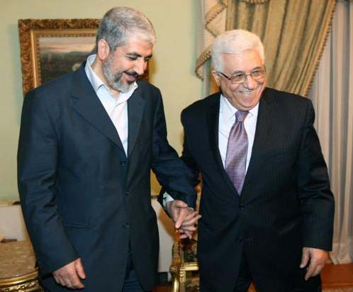 Hamas Khaled Meshaal‬ and al-Fatah leader Abu Mazen are both Jihadists.