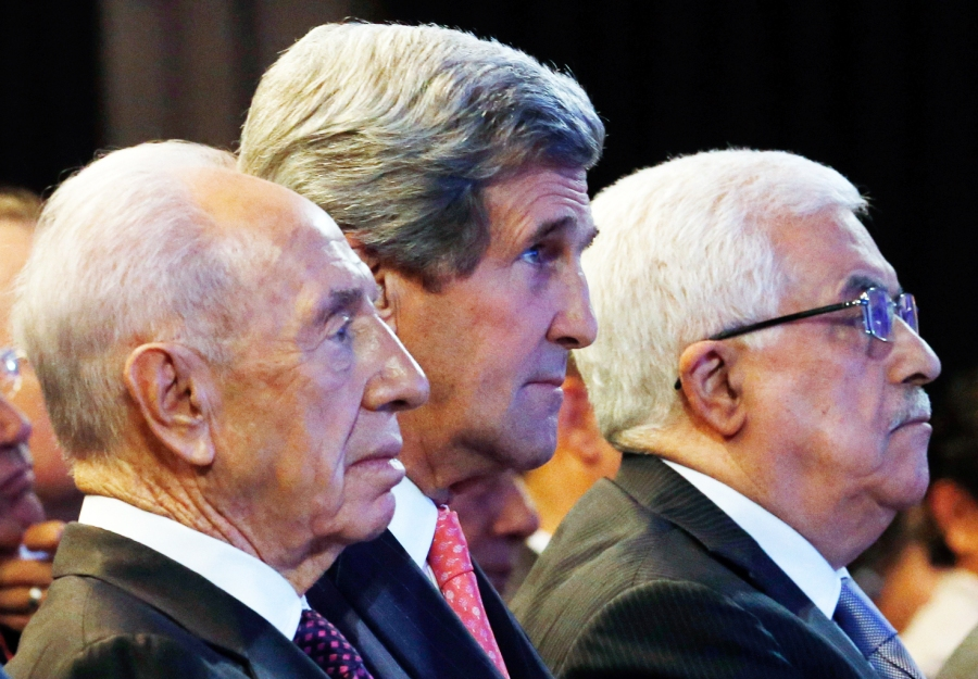 A leader from the Hamas is still missing among these united men.