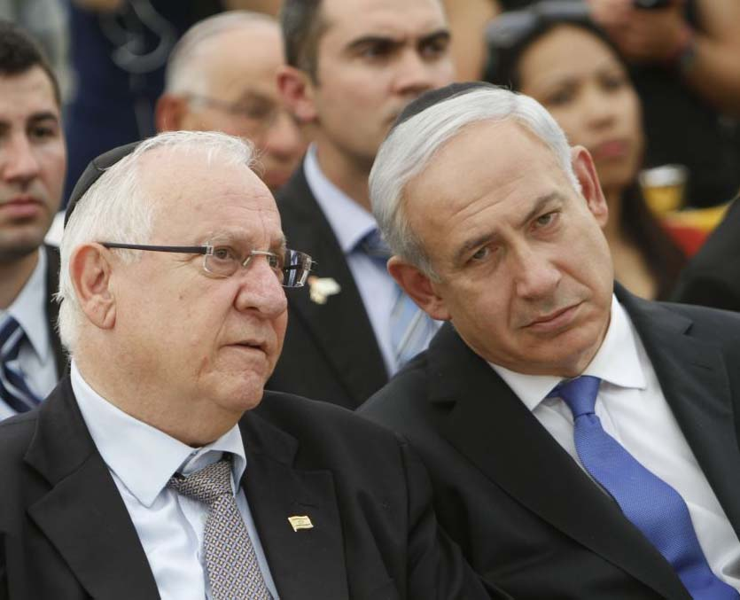 With Ruben Rivlin, Benjanin Netanyahu has got a partner to keep Israel strong.