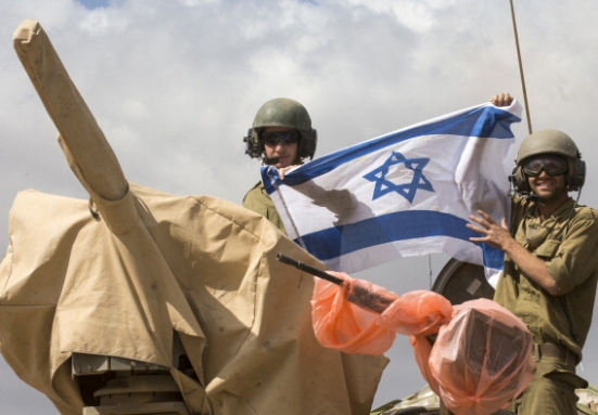 Israeli freedom fighteres has forced 150 from the Hamas to surrender.