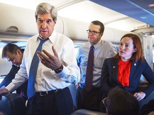 John Kerry and his spokeswoman Jen Psaki rekukes Benjamin Netanyahu after the Israeli PM's speach in the UN.