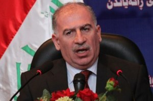 Corrupted Iraqi Parliament Speaker Osama Al-Nujayfi.