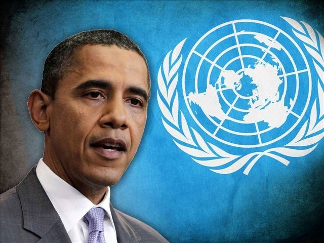 Barach Hussein Obama presented Islam as the peace movement from the pulpit in the United Nations.