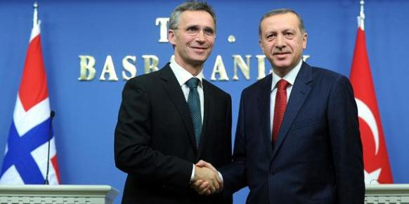 Nowegian NATO-leader Jens Stoltenber help Erdogan in his fight against Kurdistan.