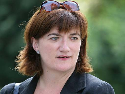 Nicky Morgan expose the enforment of Shaira laws in Birmingham.