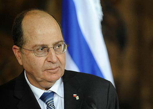Defense Minister Moshe Ya'alon will not permit construction marterial into a Hamas-controlled Gaza.