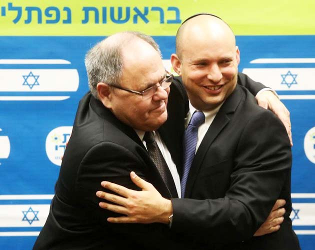 Dani Dayon leave Likud and join the political party that stands firm behind the nationalist movement and