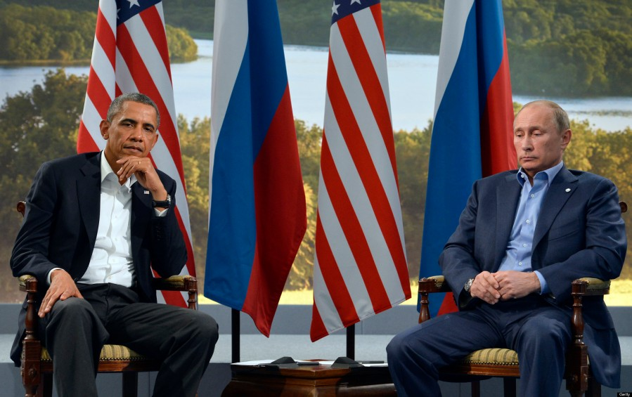The relationship between Russia and the USA has not been so cold since the 1970-ties.