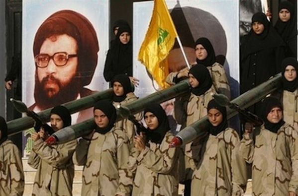 The HizbAllah is a terrorgroup sponsored by Iran and supported by a Church in the USA.