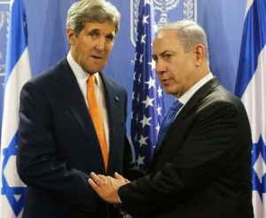 Netanyhu should put his trust in God of Israel and not John Kerry.