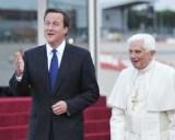 Cameron rebuke the Pope onIslam
