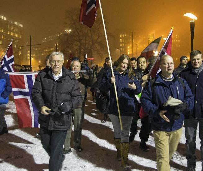 Islam In Norway: Norway Joins Club Of Dictatorships