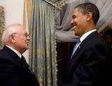 Gorbachev: Obama drags Russia towardswar