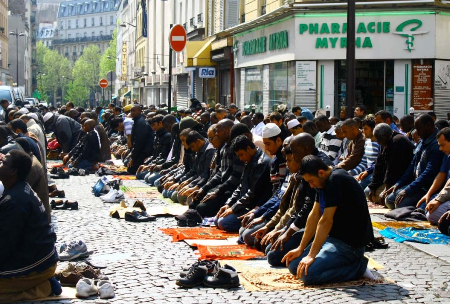 There is a growing consern that the immiragton of Muslim to France is more like an invasion.