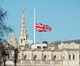 Union Jack used to mourn IslamicKing