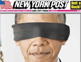 Post: The US president a blind guide