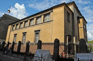 The sons of Muhammad targets the synagogue and Jews of Copenhagen.